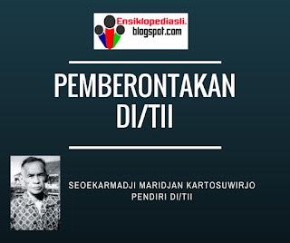 5 Pemberontakan DI/TII di Berbagai Daerah Indonesia