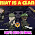 What is a Clan in Mini Militia??