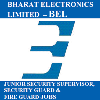 Bharat Electronics Limited, BEL, Uttarakhand, 10th, Supervisor, security Guard, Fire Guard, freejobalert, Sarkari Naukri, Latest Jobs, bel logo