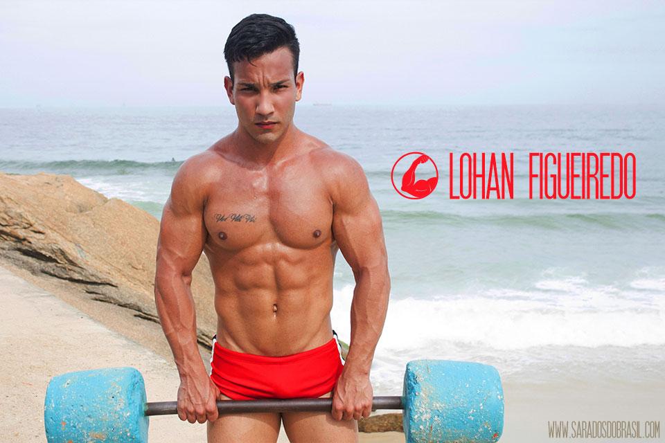 Lohan Figueiredo • Foto: Rodrigo Pereira • Sarados do Brasil