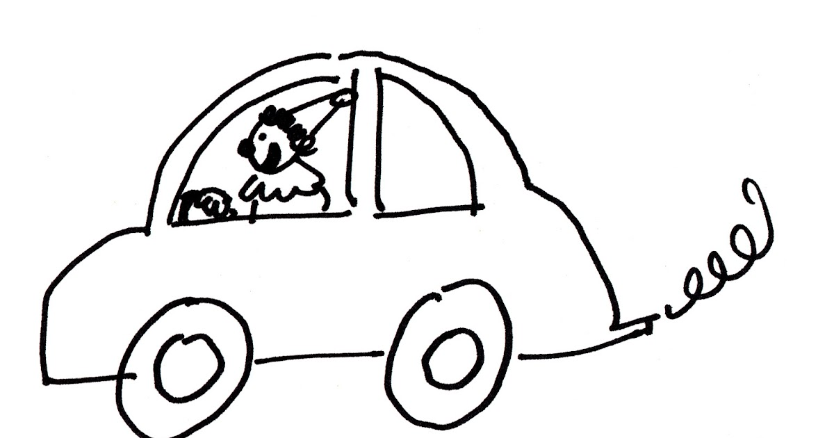 doodle a car: #74 Will Sparks