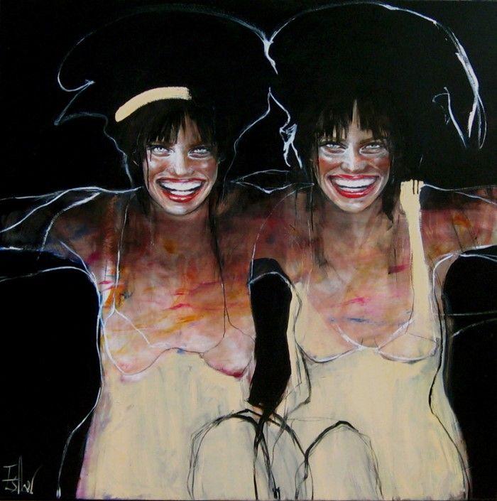 Австралийский художник. Esther Erlich