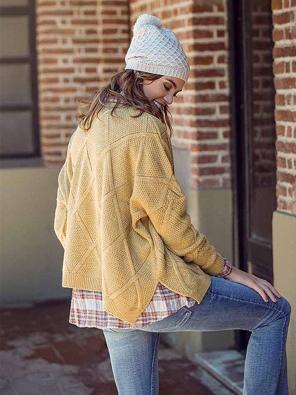 Sweaters otoño invierno 2018. | Moda mujer otoño invierno. | Moda otoño invierno 2018.