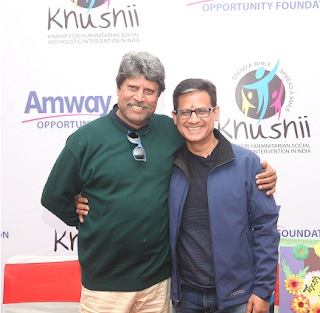 Amway Opportunity Foundation partners with Khushii to support education & health of 300 under privileged children in Delhi