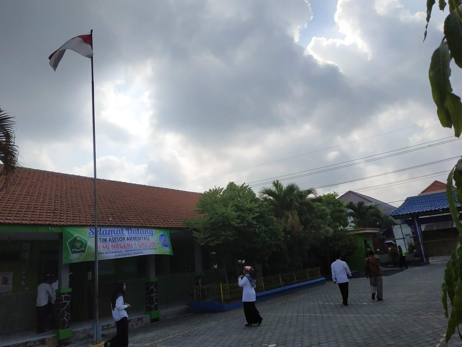 visitasi akreditasi madrasah ibtidaiyah negeri kedamean tahun 2019
