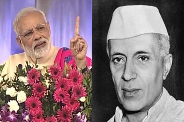 pm-narendra-modi-attack-congress-jawahar-lal-nehru-without-name