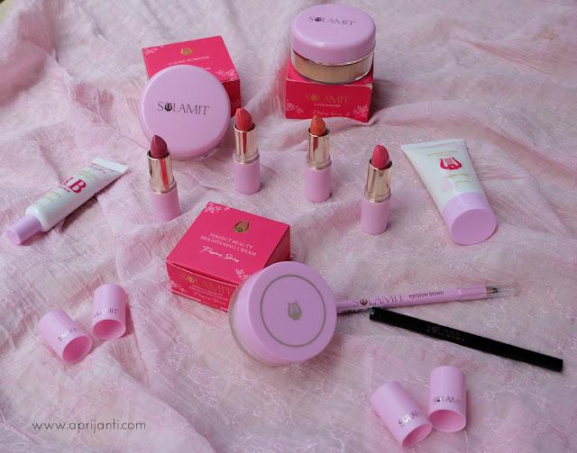 sulamit, cosmetics, makeup