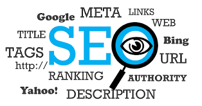image of basic terms of seo