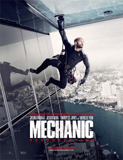 Mechanic: Resurrection (2016) Mechanic_Resurrection_poster_usa
