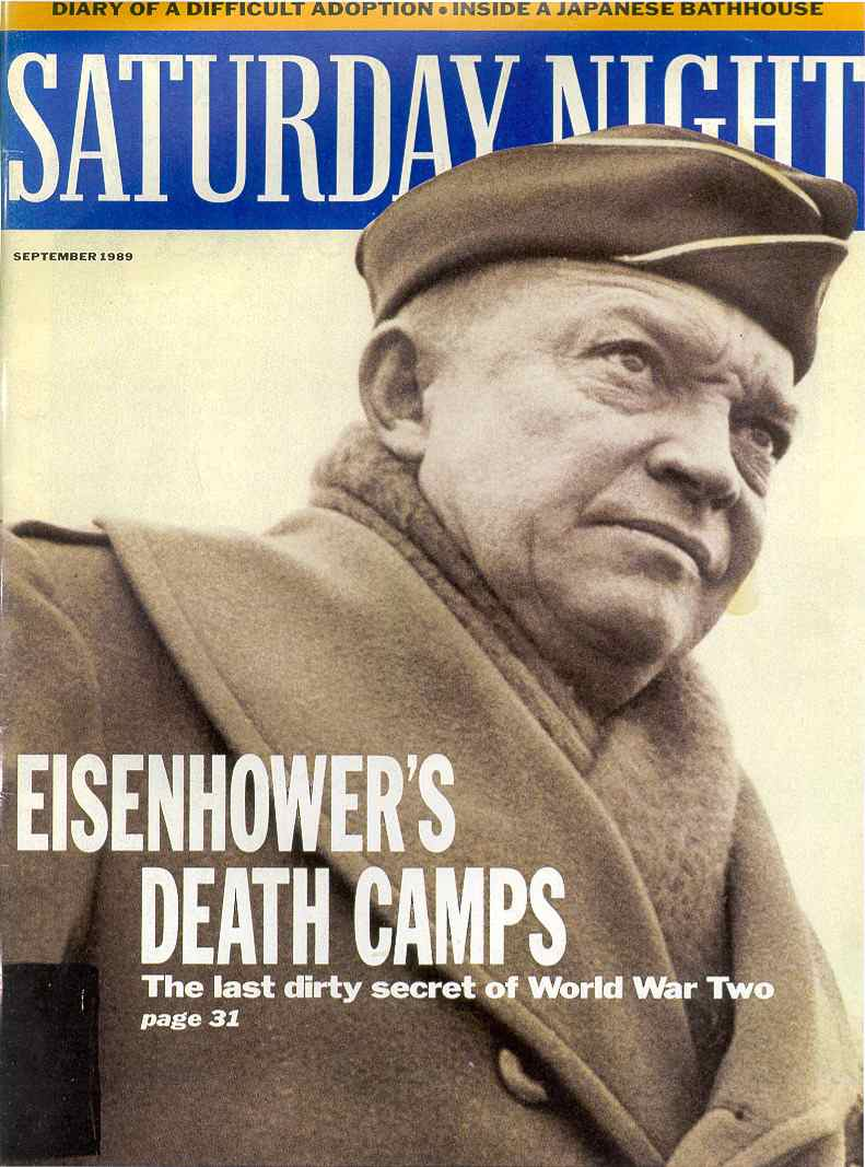 Image result for eisenhower's death camps