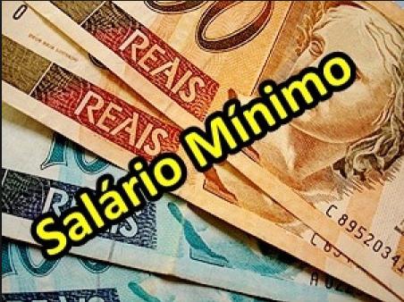 Governo propõe salário  mínimo de R$ 945,80