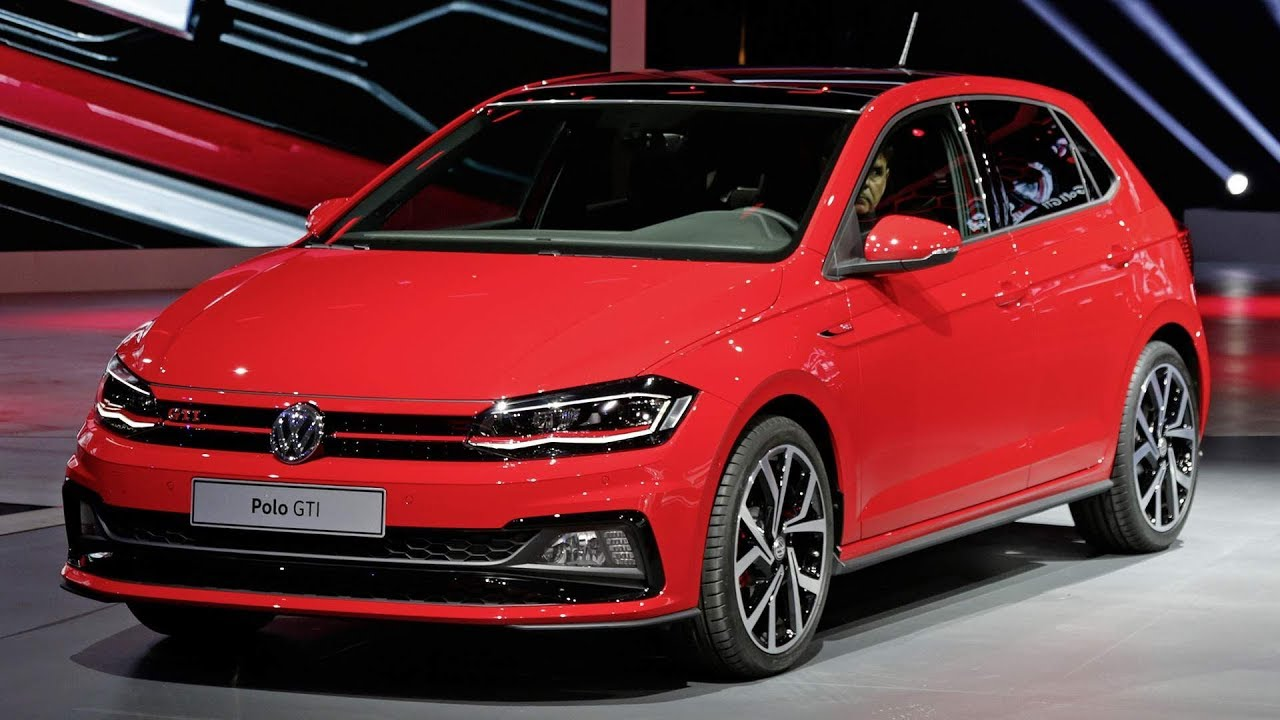 novo vw polo gti 2018 2 0 dsg 6 v deo e informa es motor v cio. Black Bedroom Furniture Sets. Home Design Ideas