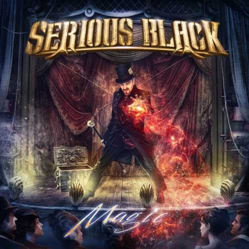 "SERIOUS BLACK: Δείτε το lyric video του ""The Witch Of Caldwell Town"""