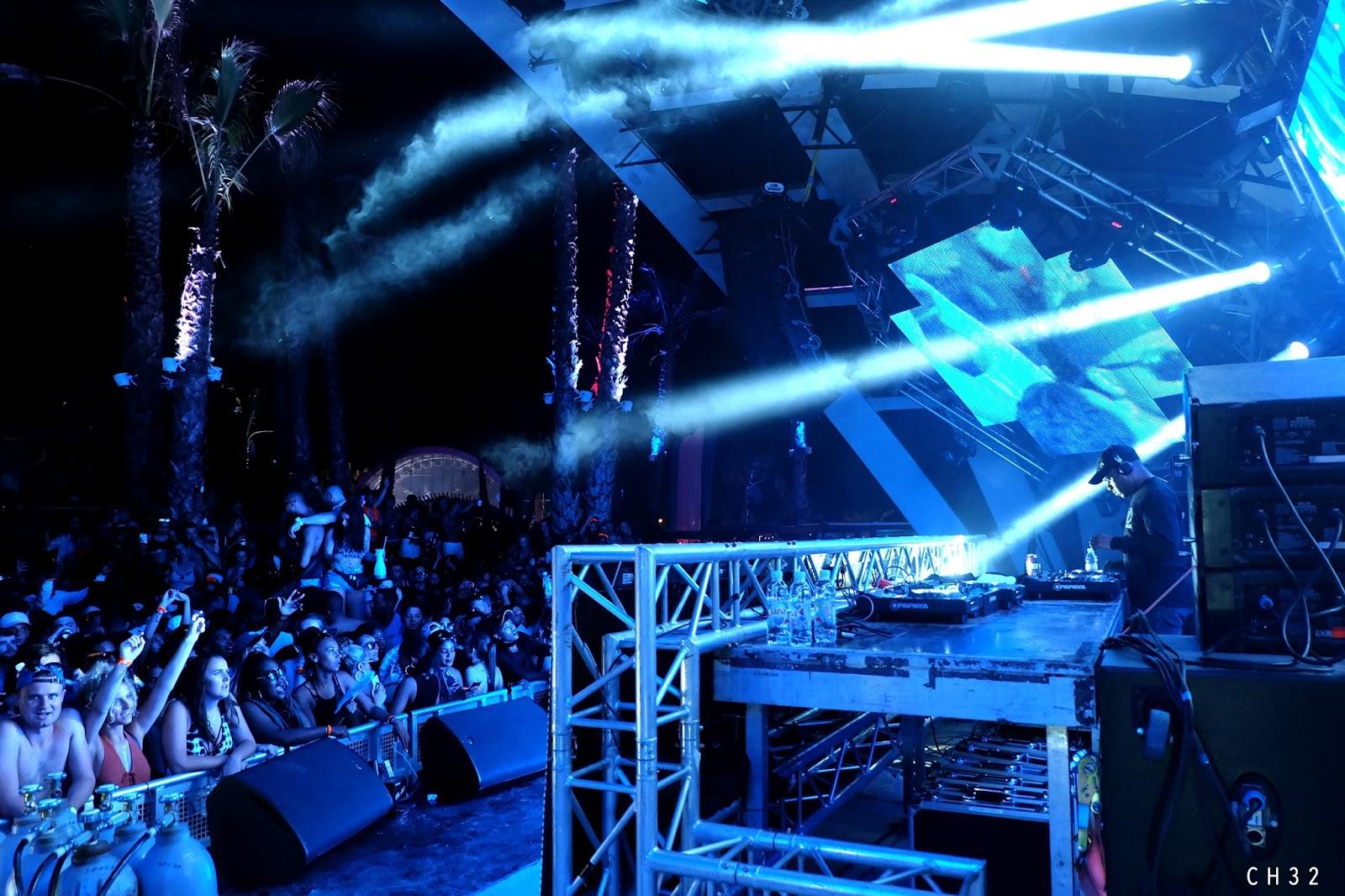 DJ EZ live at Hideout festival 2016