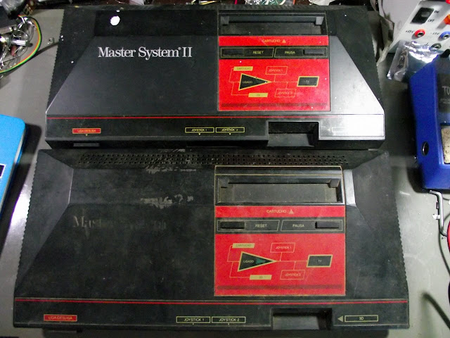 Master System TecToy