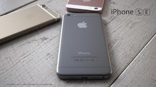 Tampilan iphone SE terbaru