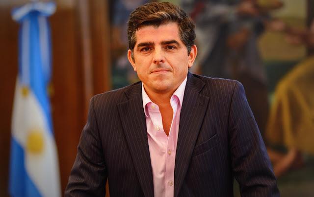 Ignacio Pérez Cortés asumió al frente de la Secretaría Legal y Administrativa del Ministerio de Hacienda