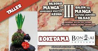 III Salón de Manga y cultura japonesa en Bilbao.