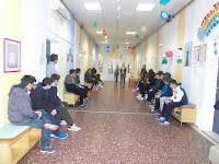Oι μαθητές της Β' Γυμνασίου «ξαναπηγαίνουν στον παιδικό σταθμό»