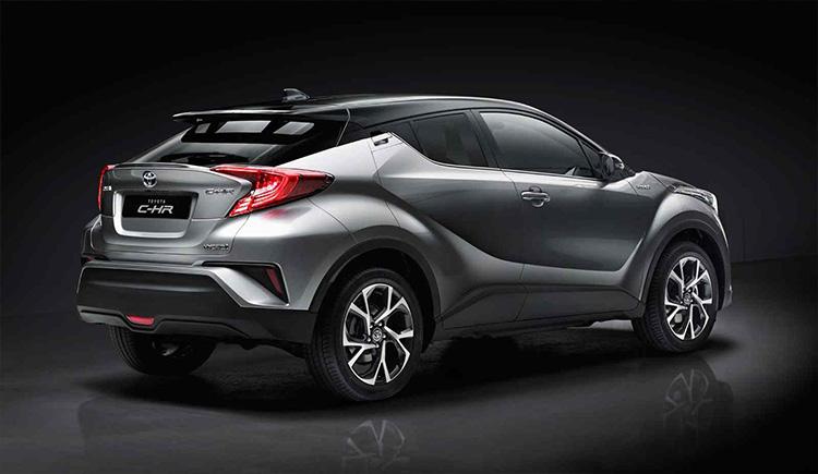 Toyota Verso 2018 Hybrid >> Toyota C-HR 2017 is Ready - Todays Salt