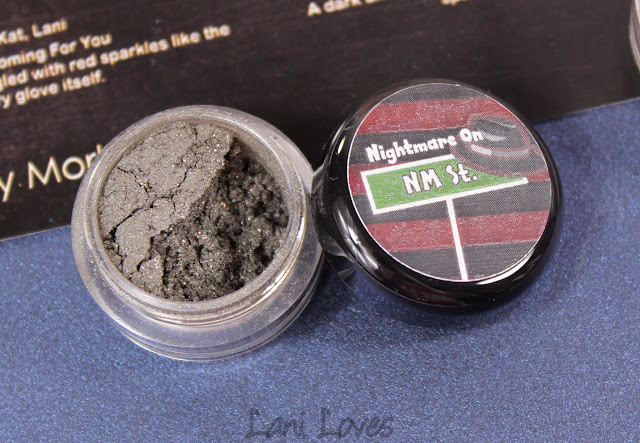 Notoriously Morbid Freddy's Coming For You Eyeshadow Swatches & Review