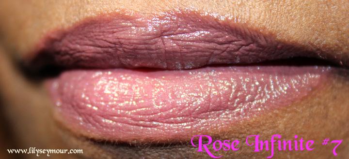 YSL Rose Infinite #7 Lipstick