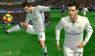 Skin C Ronaldo for FTS/DLS by Andik Jr Android