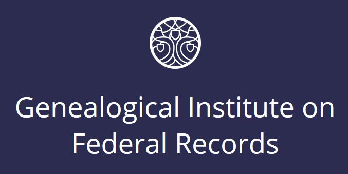 The Genealogical Institute On Federal Records (Gen Fed) Has Announced  Details On Registration,