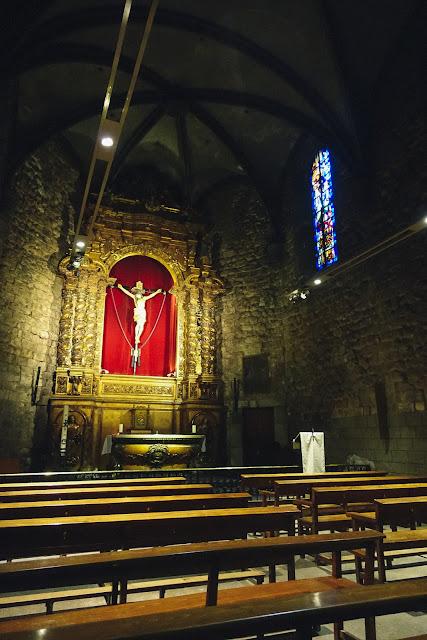 サンタ・マリア・ダル・ピ教会(Basílica de Santa Maria del Pi )