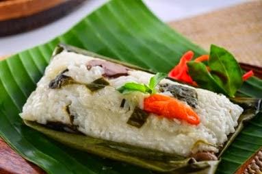 Resep Nasi Pepes Jamur Enak Sehat
