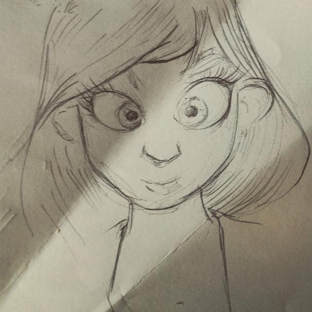dessin fille