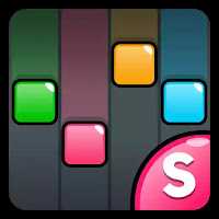 Super Pads Tiles – Your Music Game! (Mod Apk Unlimited Diamonds)