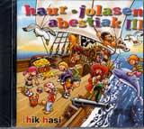 HAUR JOLASEN ABESTIAK III