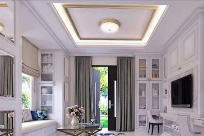 Inspirasi Desain Interior Modern Gaya Klasik