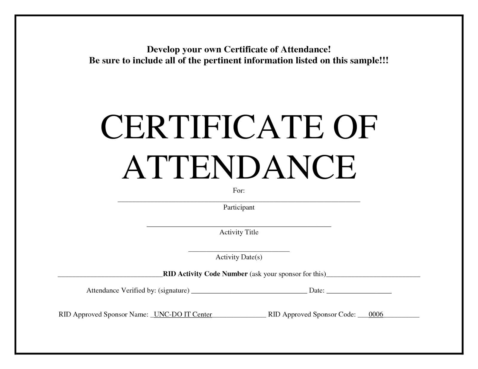 Perfect attendance certificate free download roho4senses perfect attendance certificate free download yelopaper Images