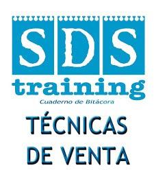 Formación en técnicas de venta en SDS training