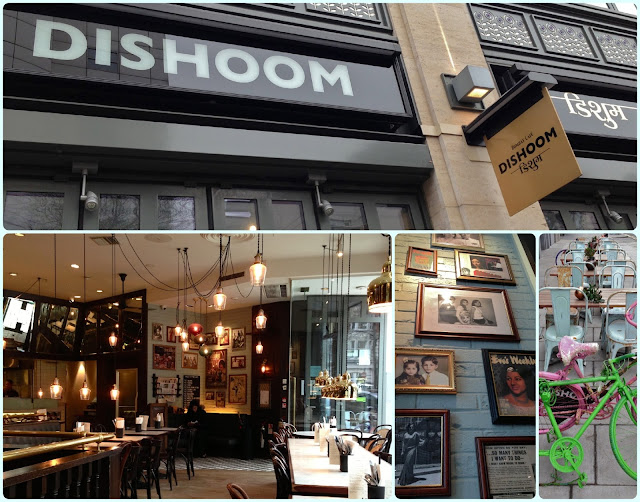Where Is Dishoom Indian Restaurant