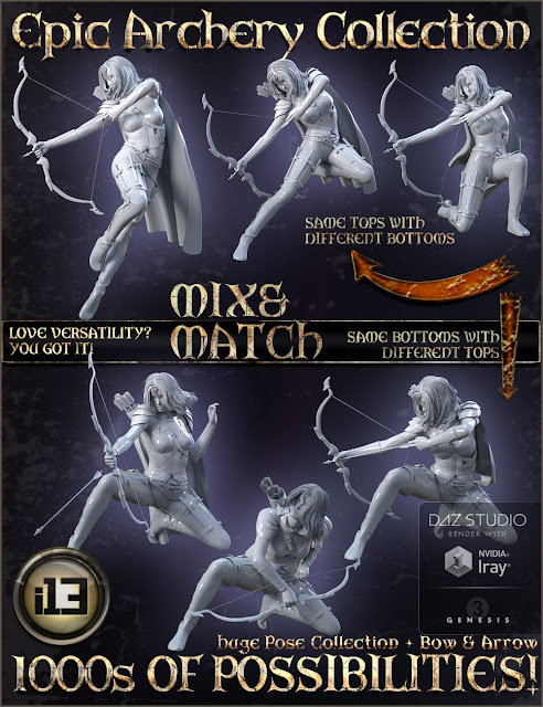 i13 Epic Archery Collection