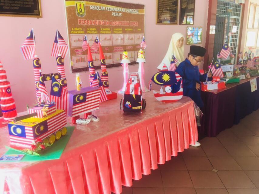 Perkongsian Idea Pertandingan Keceriaan Bulan Kebangsaan Raihan Jalaludin S Blog