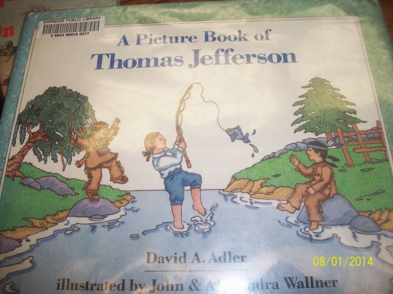 Growing In God S Grace Presidents Study Thomas Jefferson Books And Crafts