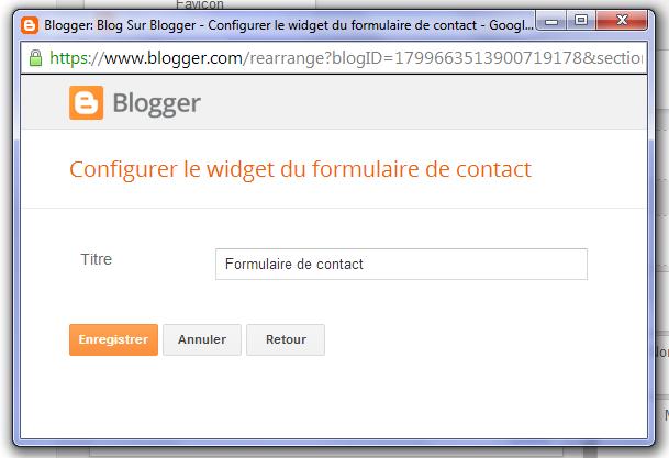 zeblogging comment installer un formulaire de contact sur blogger. Black Bedroom Furniture Sets. Home Design Ideas