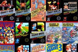 Kumpulan Game Nintento NES Classic Jaman Dulu For Android