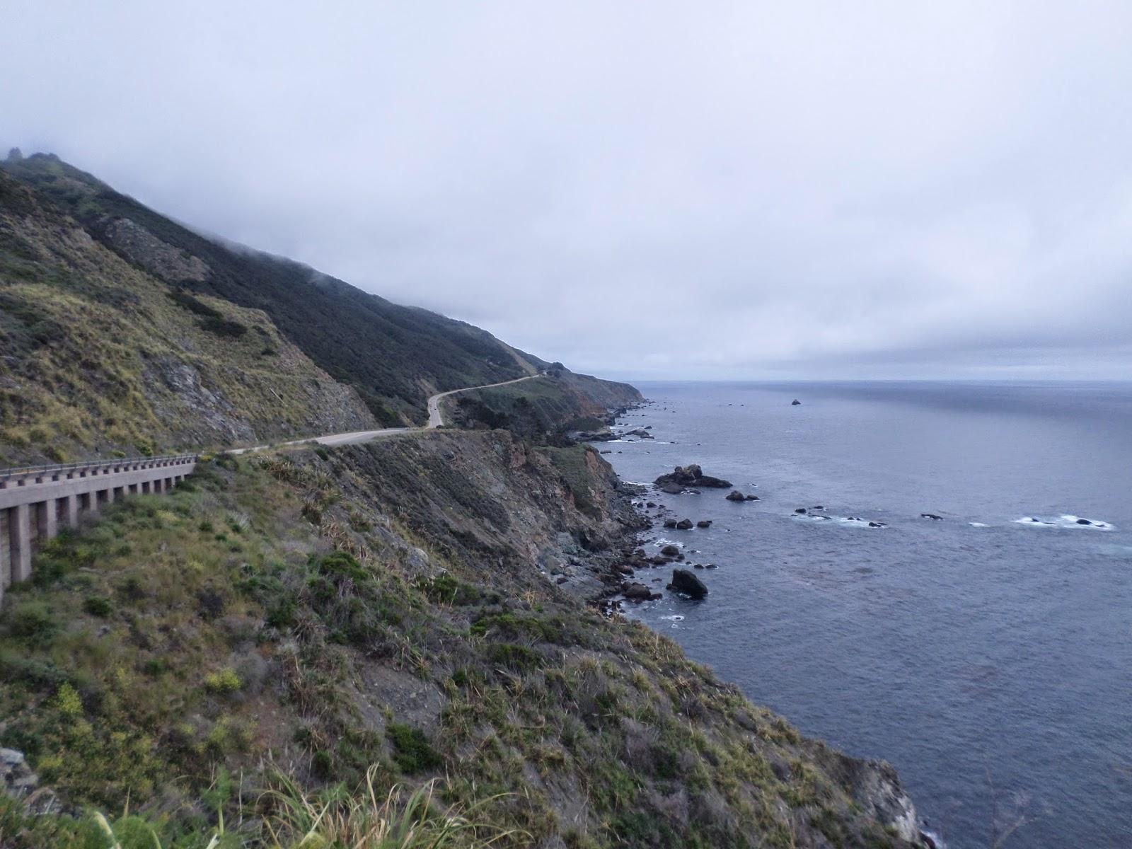 dicas viagem roadtrip california big sur