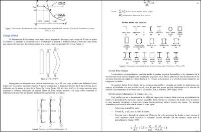 Predimensionamiento de columnas
