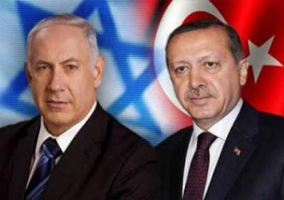 تركيا وإسرائيل تعملان على خفض التوتر بينهما التفاصيل من هناا