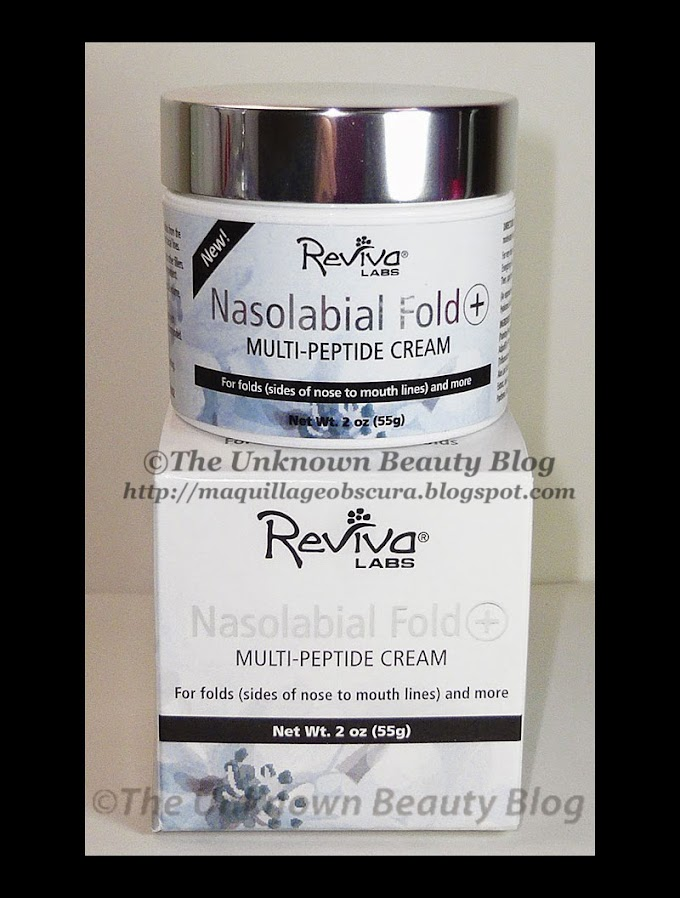 Unwrinkle the Laugh Lines with Reviva Labs Nasolabial Fold Cream
