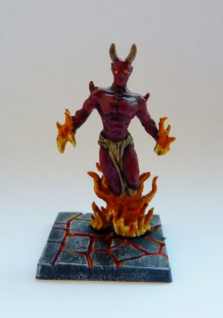 Effrit - Infernal Crypts expansion for Mantic's Dungeon Saga