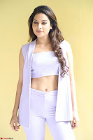 Tanya Hope in Crop top and Trousers Beautiful Pics at her Interview 13 7 2017 ~  Exclusive Celebrities Galleries 020.JPG