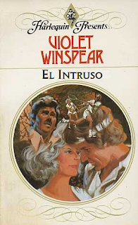 Violet Winspear - El Intruso