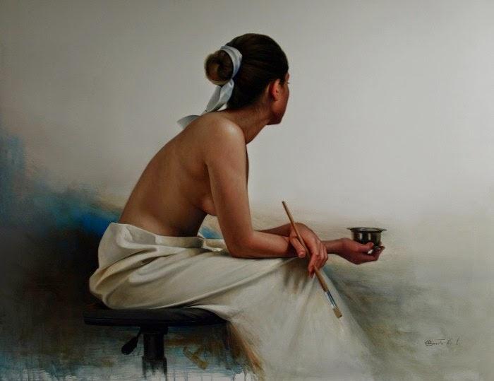 Перуанский художник. Benito Cerna